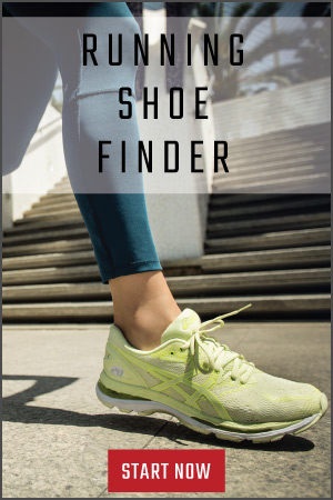 Running Shoe Finder